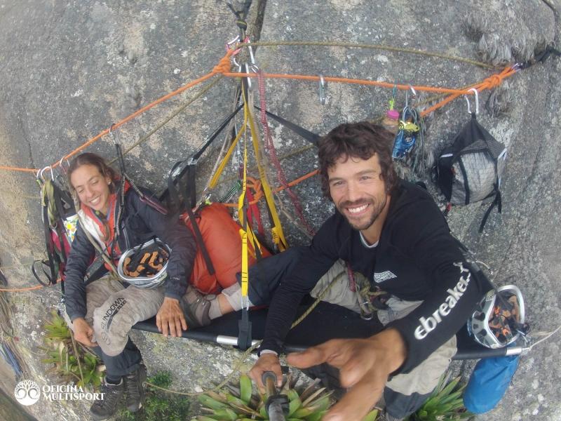 Brasil - Expedição de escalada na Pedra do Sino - RJ